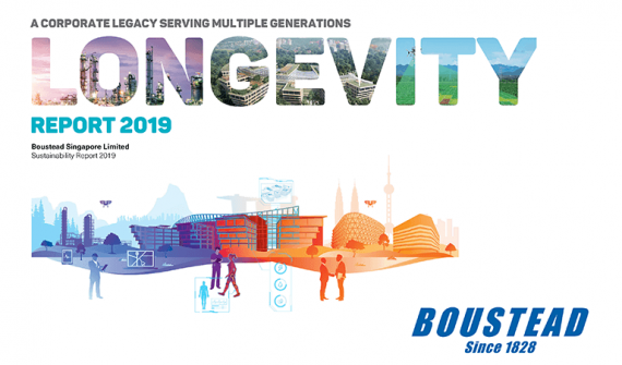 Boustead longevity report cover image